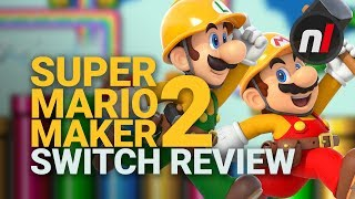 Super Mario Maker 2 Nintendo Switch Review - Is It Worth It?