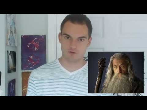 Lord Of The Rings Voice Impressions