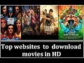Top websites to  download movies in HD thumbnail