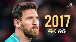Lionel Messi - Sublime Dribbling Skills & Goals 16/17 4k