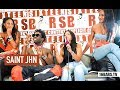 A 2nd Cigar With SAINt JHN: Threesomes, Tweets & Trust Issues | 16BARS.TV