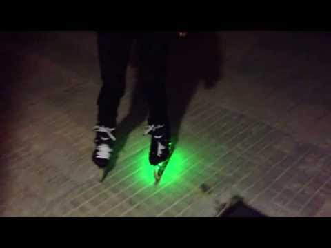 Kit Luz Led Patines En L Nea Antoni D S