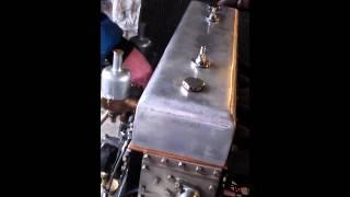 Lagonda 3 liter motor