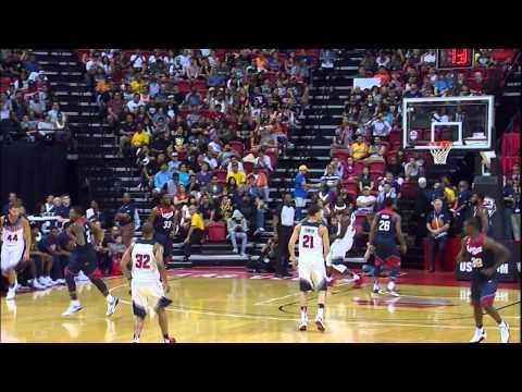 Best of Wireless: The USA Basketball Showcase