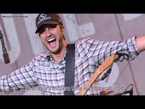 Blood Brothers - Luke Bryan (subtitulada Al Español) video
