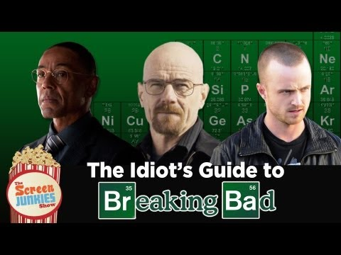 The Idiots Guide to Breaking Bad Seasons 1 5