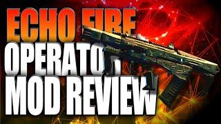 "Black Ops 4: Maddox RFB ""Echo Fire Operator Mod"" Review - What Does The Echo Fire Operator Mod Do?"
