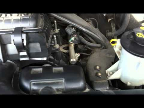 2005 F150 5.4 ltr tapping/knocking sound