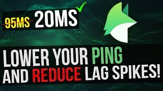 🔧 How To Lower Ping and Reduce Lag Spikes in PC Games - Fix connection issues and improve speed