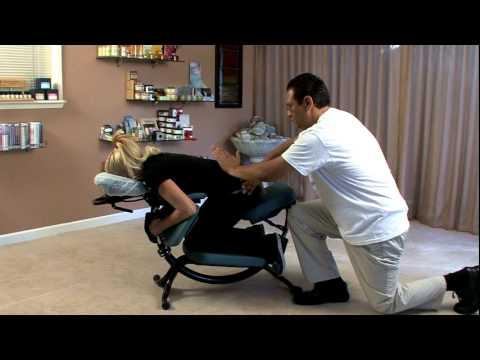 Dolphin II Massage Chair Demo - YouTube