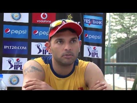 IPL 8: Yuvraj Singh talks about his performance