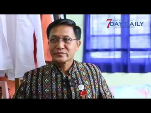 INTERVIEW WITH VICE PRESIDENT - HENRY VAN THIO (CHIN, MYANMAR)