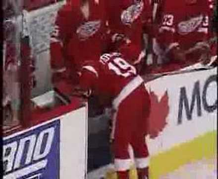 Steve Yzerman Tribute Video