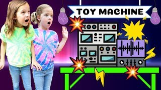 Silly Toy Scientist Lucy Makes Lil` Gleemerz Toys