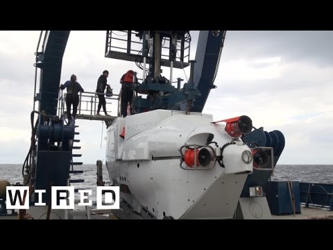 The Alvin Submarine Part 3: Humans vs. Robots and the Future of Deep-Sea Research – WIRED