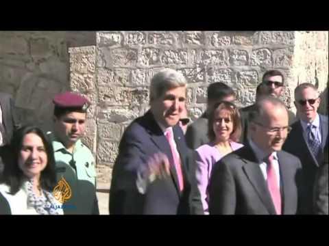 Kerry: Israeli settlements are illegitimate