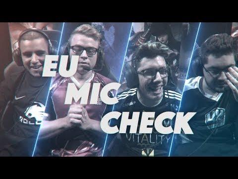 EU LCS Mic Check: Week 1 | Spring Split 2018