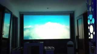 EPSON TW6100 Full HD 3D Beamer Heimkino