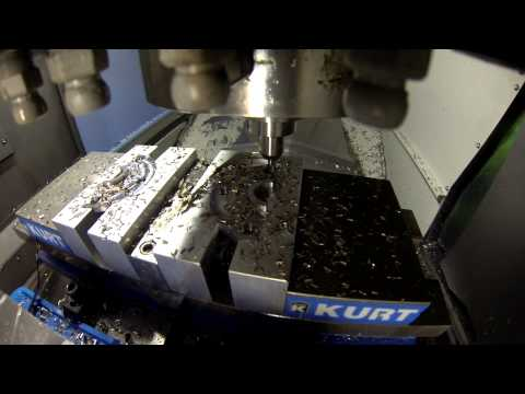 High Definition High speed machining on Doosan CNC mill