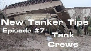 Tank Crews; New Tanker Tips #7 - WORLD OF TANKS: XBOX ONE EDITION
