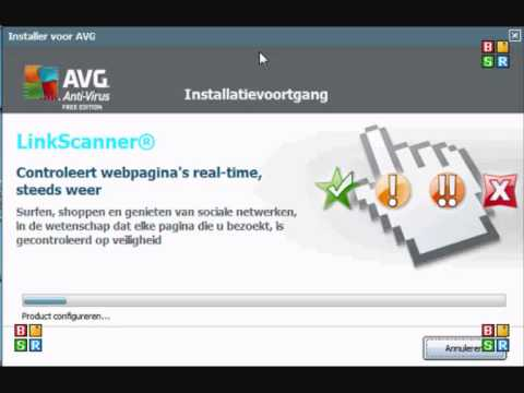 AVG Anti-Virus Free 2011