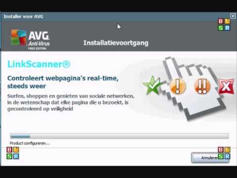 AVG Anti-Virus Free 2011