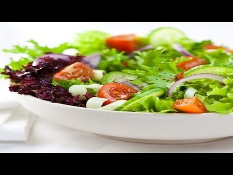 Easy Salad Recipes. How To Make A Salad