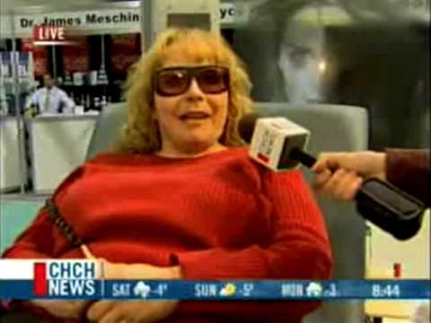 Omega Laser Therapy - CHCH TV Interview - Mar 3, 2008