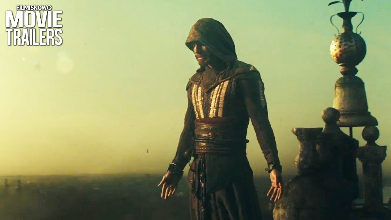 Michael Fassbender heads to the Spanish Inquisition in first trailer for Assassin's Creed [HD]