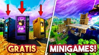 GRATIS FORTNITE MINIGAMES!! - Fortnite Playground (Nederlands)