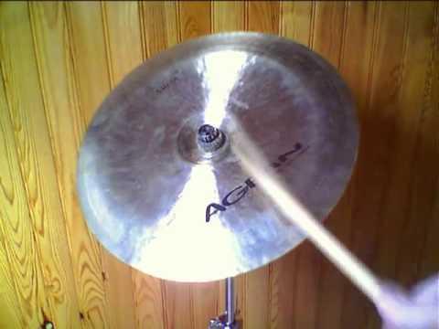 "Agean Karia China 16"" cymbal"