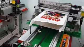 Xưởng in áo thun theo yêu cầu giá rẻ tại TPHCM