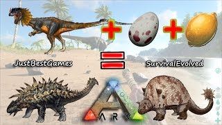 Ark Survival Evolved - Готовимся к Ankylo и к Колобку! Hardcore #10