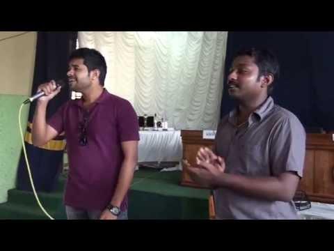 Hadi Manalody singing Ente Khalbile