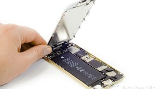 Cracking Open  Apple iPhone 6