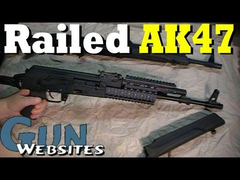 AK47 Railed Handguard