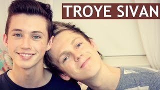 Download Lagu EXCLUSIVE INTERVIEW WITH TROYE SIVAN Gratis STAFABAND