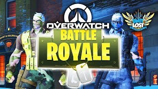 Overwatch Battle Royale - Would YOU Play It?