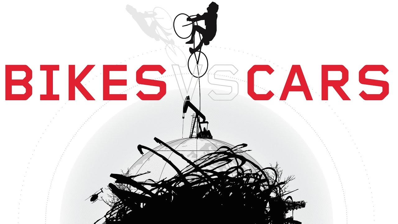 Bikes Vs Cars Movie BIKES VS CARS Biketivism
