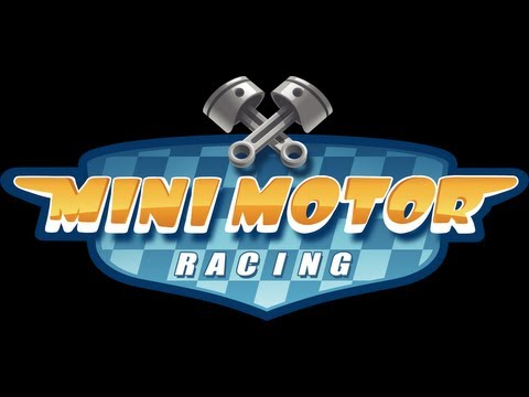 Mini Motor Racing HD - iPad 2 - HD Gameplay Trailer