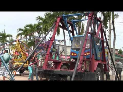 Parque de diversiones a la cubana