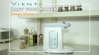 BABY FOOD MAKER - FUNGSI WARM