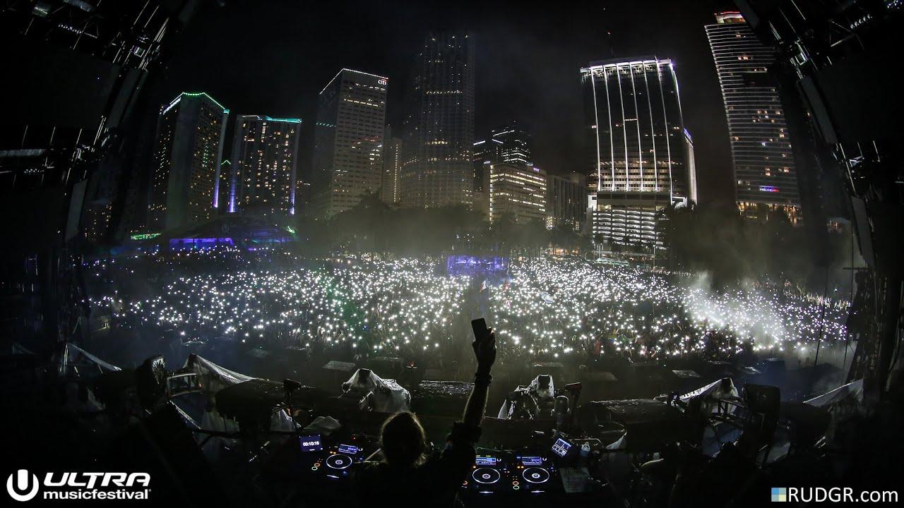 David Guetta Miami Ultra Music Festival 2016