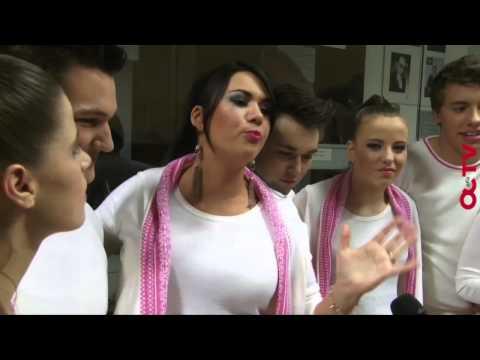 """""""Chorų karai 2012"""" nugalėtojai - Kauno """"Božolė"""" choras"""
