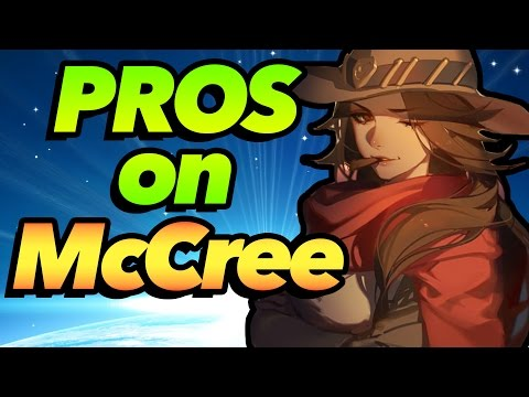 What PROS Do on McCree - Overwatch