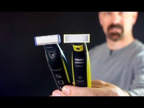 Philips Norelco OneBlade vs MicroTouch Solo