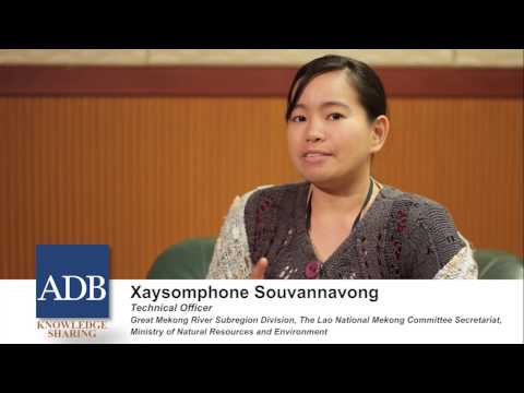 Sustainable Asia Leadership Program: Xaysomphone Souvannavong