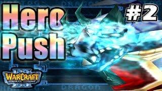 Warcraft 3 - Hero Push #2