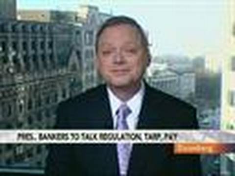 Hassett Says Lack of Bank Lending Slows U.S. Recovery: Video