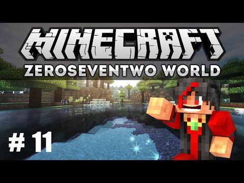 [Minecraft]โลกแห่ง072 ตอนที่ 11 โชคดีจริงๆ[072]